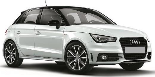 <h4>Audi A1</h4>