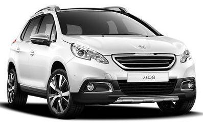 <h4>Peugeot 2008</h4>