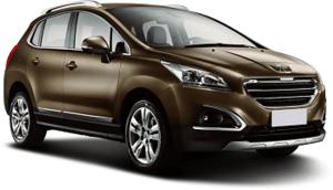 <h4>Peugeot 3008 Automatic</h4>